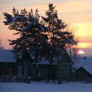 Утро в селе
